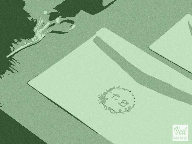 封筒のイメージ